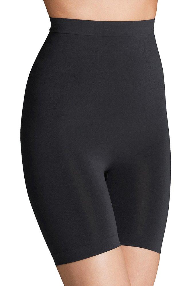 """Λαστέξ """"Triumph Second Skin Sensation Highwaist Panty Long, 10133537"""", μαύρο."""