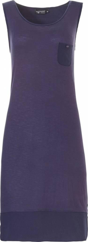 """Φόρεμα Pastunette 15191-106-1 """"Deluxe"""", μπλε σκούρο."""