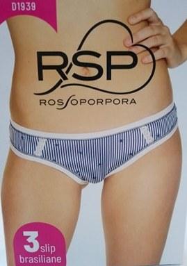 Slip Brazil Rosso Porpora D1939,3 pack.