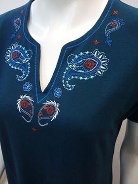 """Φόρεμα """"Primavera 7146"""", κυπαρισσί."""