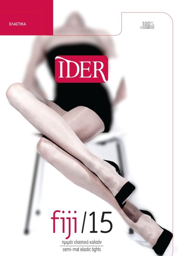 Καλσόν IDER Fiji 15den, μαύρο.