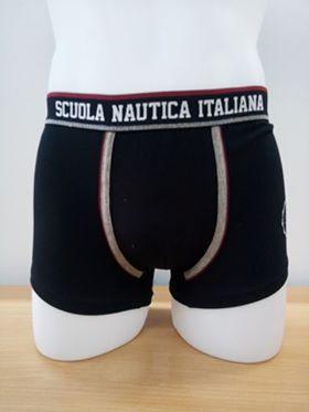 Boxer Nautica Italiana «SNI 1932» Black.