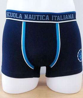 """Boxer Nautica Italiana """"SNI 1932"""" Blue"""