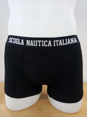 """Boxer Nautica Italiana """"SNI 868"""" black."""