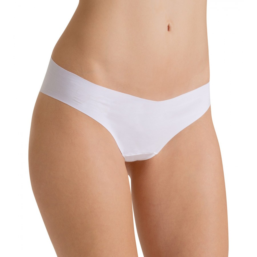 Sloggi Light Ultra Soft Tanga λευκό.